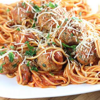 Ricotta Meatballs Recipe