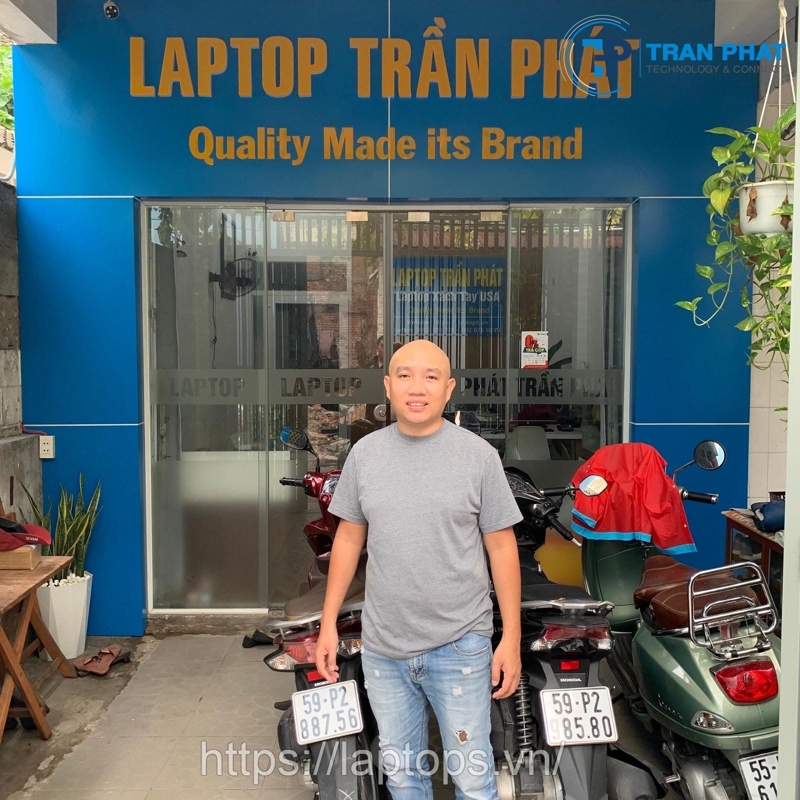 Laptop Trần phát địa chỉ bán laptop uy tín tại TPHCM