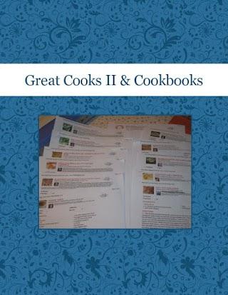 Great Cooks II & Cookbooks