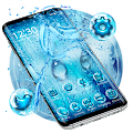Water Drops Themes HD Wallpapers 3D icons APK