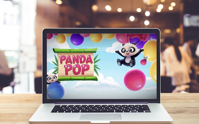 Panda Pop HD Wallpapers Game Theme