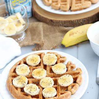 Best Healthy Waffles.