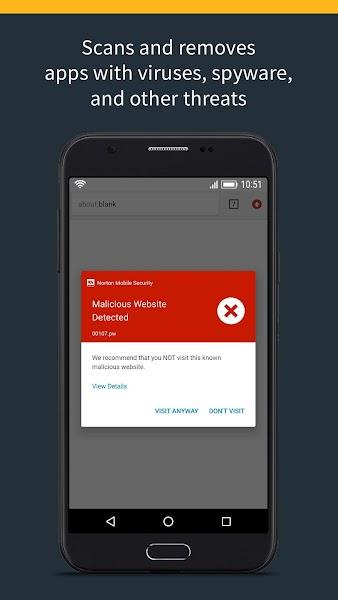 Download APK: Norton Security and Antivirus with Call Blocking v4.7.0.4456 [Premium]