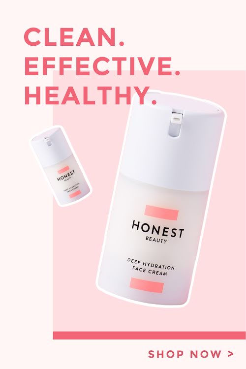 Clean Effective Healthy - Pinterest Pin Template