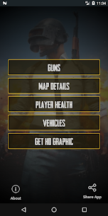 Guide for PUBG Mobile – HD Graphics Tool 1