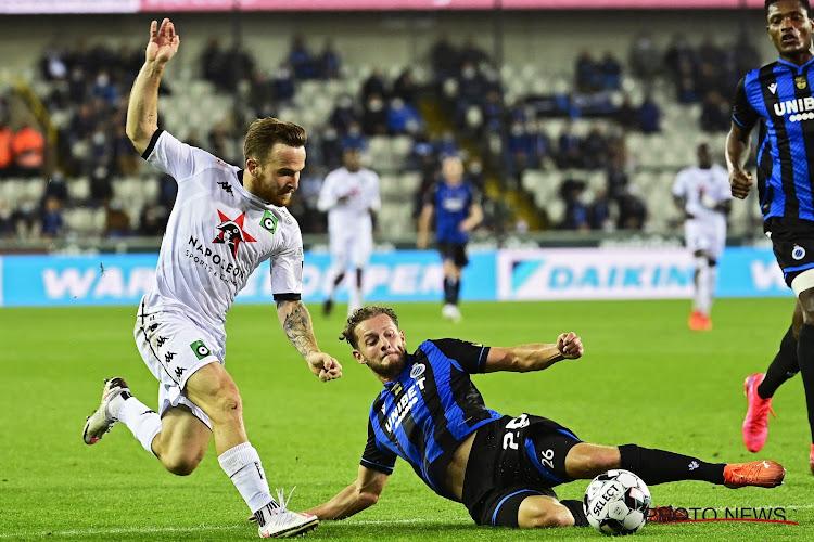 Had Cercle Brugge een strafschop verdiend? Hotic en tackelende Deli reageren