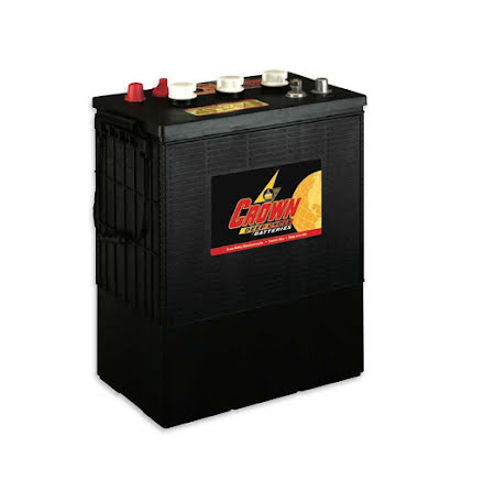 Deep-cycle batteri 6V/430Ah