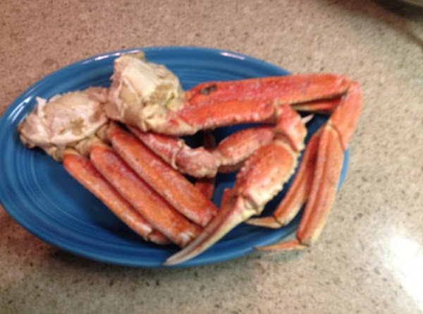 Alaska King Crab Legs Recipe