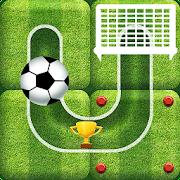 Unblock Soccer - Champions Slide Puzzle