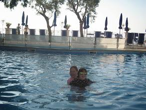 Photo: Enjoying the pool