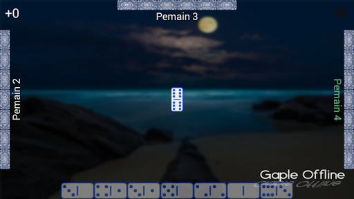 Gaple Offline  gameplay | by HackJr.Pw 10