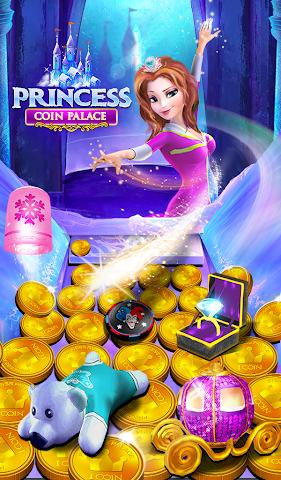 android Princess Coin Palace Screenshot 0