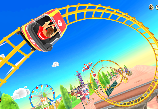 Thrill Rush Theme Park apkslow screenshots 3
