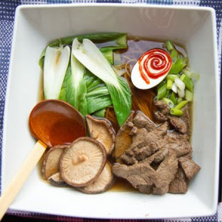 Beef Ramen Soup Recipes.