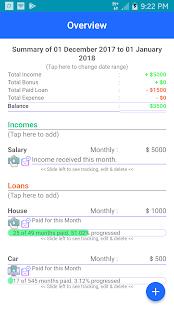 Smart Money Offline - náhled