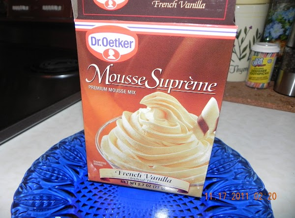 This is what I had in the cupboard and decided to use. I had...
