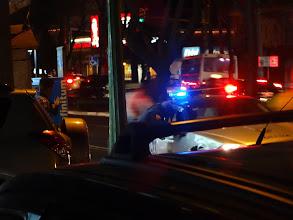 Photo: Naštěstí ho tohle auto neodvezlo, a tak byl náš mexickej kamarád schopnej z toho Ossiho vykoupit za 300 pesos (450kč). Ano, každej policajt má v Mexiku svojí cenu :)