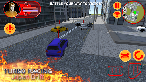 Turbo Racing: Japan Drift for PC