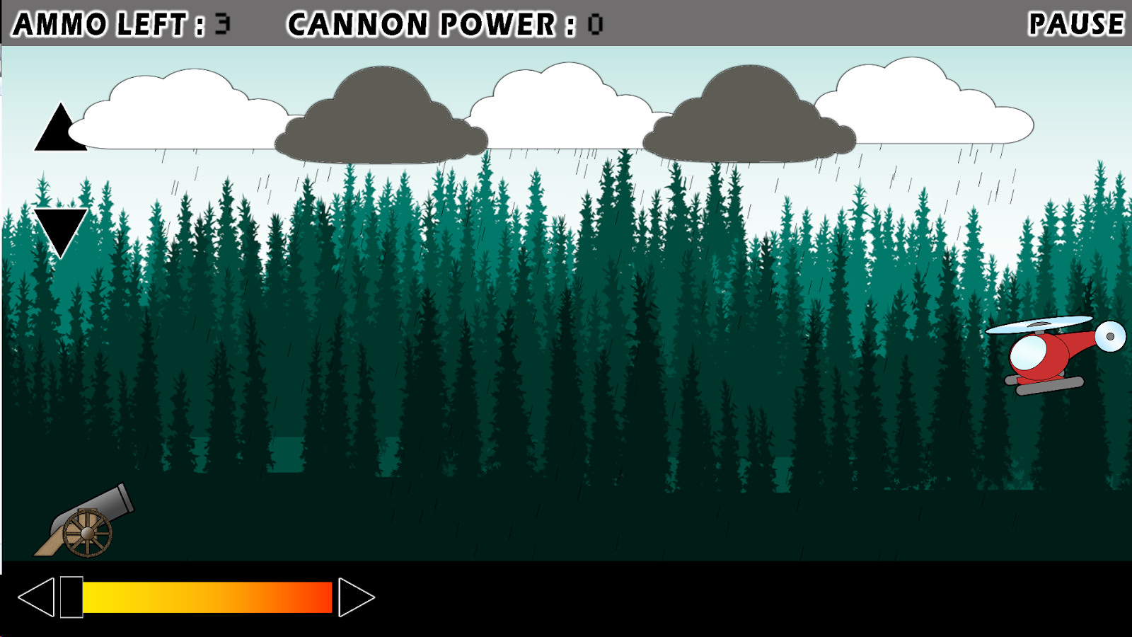 The Cannon War Free- screenshot