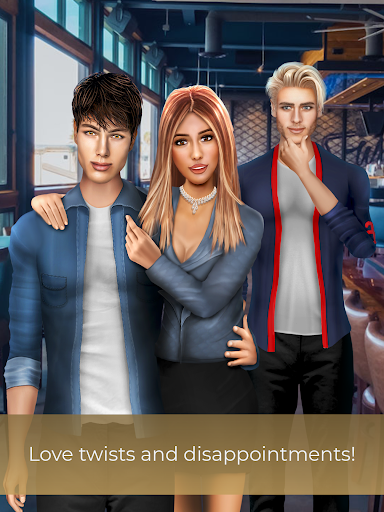 Werewolf Romance - Interactive Love Games 2.4 screenshots 17