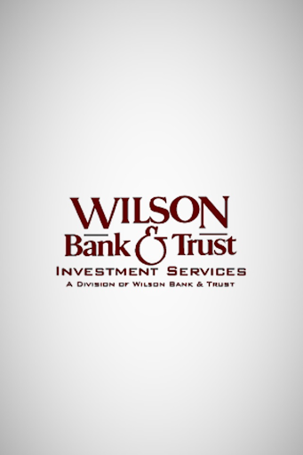 Wilson Bank Trust Investment