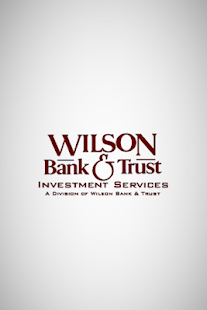 Wilson Bank & Trust Investment- screenshot thumbnail
