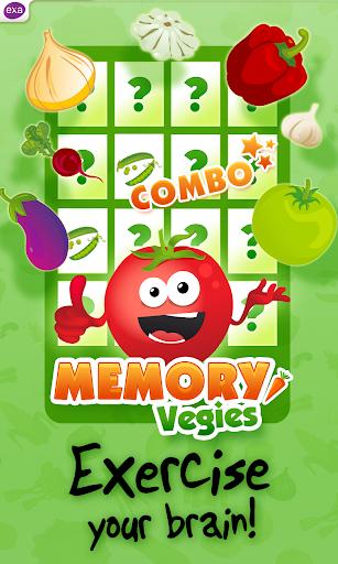 Best Memory Games - Vege