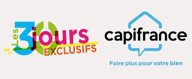 CapiFrance maximise vos chances de vendre grâce aux « 30 jours exclusifs » !