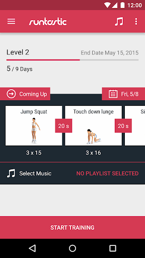 Runtastic Leg Trainer - Workouts & Exercises Apk Download Free for PC, smart TV