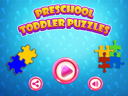 Preschool Toddler Puzzles- Learning Game- screenshot thumbnail