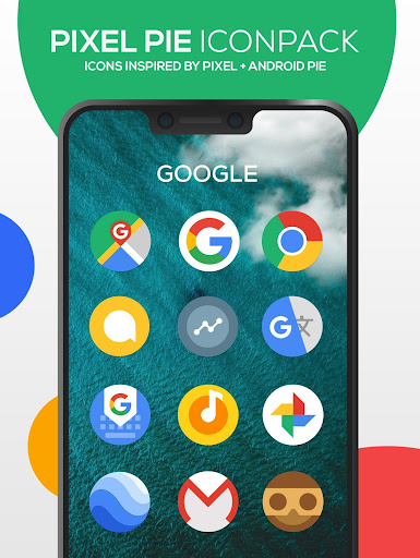 Pixel Pie Icon Pack  screenshots 2
