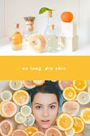 So Long Dry Skin - Pinterest Pin item