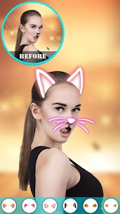 Cat Face Photo Editor - náhled