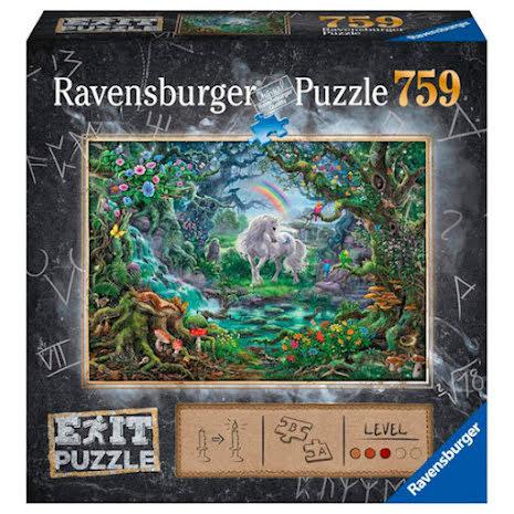 Puzzle Exit 11: The Unicorn (759 pieces)
