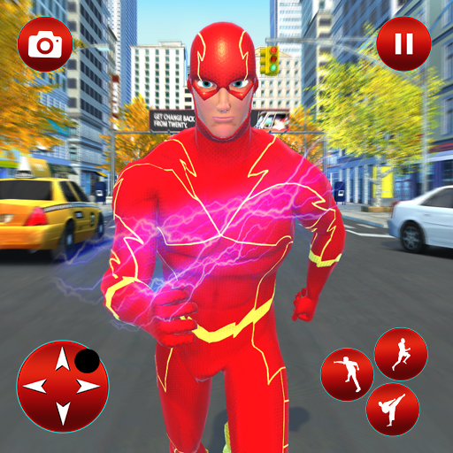 Baixar Grand Robot Speed Hero para Android