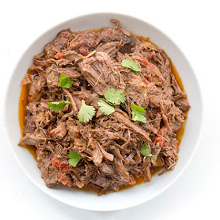 Low Carb Mexican Shredded Beef Recipe