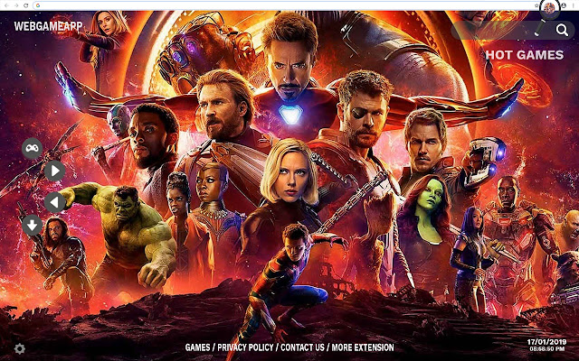 9000+ Wallpaper Desktop Avengers Infinity War HD Terbaru