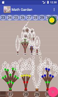 Math Garden - náhled
