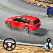 Jeep Race Desert Safari Drift