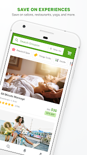 Groupon - Shop Deals, Discounts & Coupons Screenshot