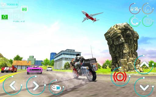 Police Motorbike Driver  screenshots 3