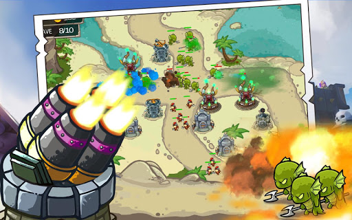 Tower Clash TD screenshot 11