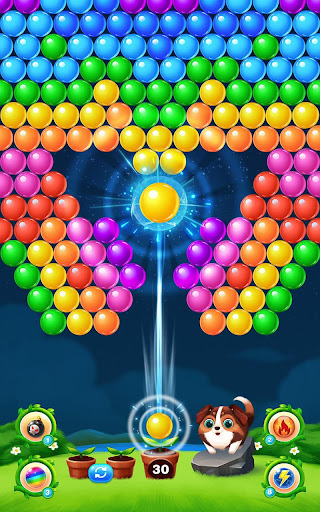 Bubble Shooter Balls apktram screenshots 2