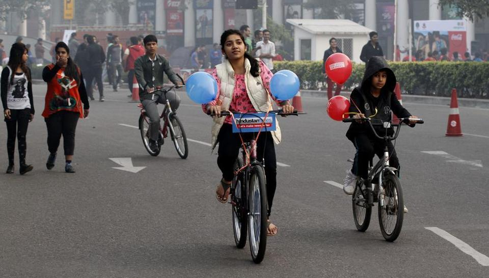 After a gap of over two years, Raahgiri Day—an initiative to reclaim the city's streets from vehicles and promote pedestrian and sustainable mobility options—is back in the capital.