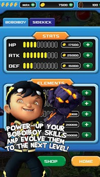 Power Spheres by BoBoiBoy