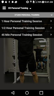 B3 Personal Training- screenshot thumbnail