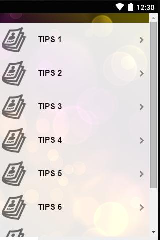 Tips para Besar