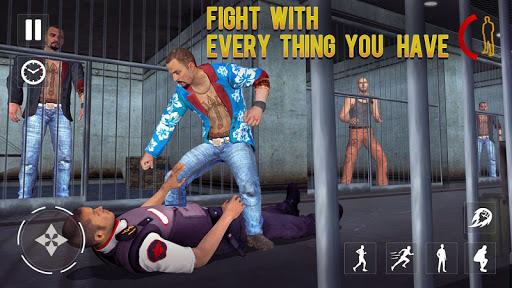 gangster prison evasion: jeux d'évasion la prison APK MOD – Pièces de Monnaie Illimitées (Astuce) screenshots hack proof 2