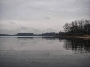 Photo: płynę w stronę Siewierza