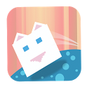 cube dash space run icon